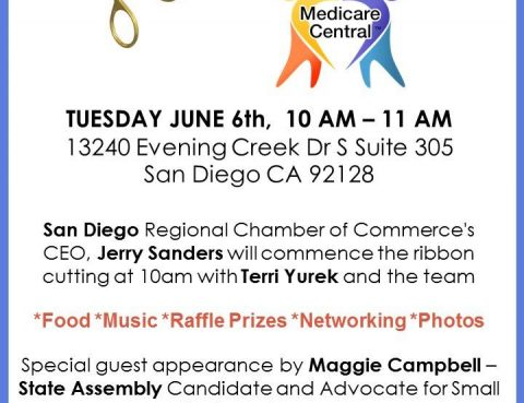 Medicare Central grand opening